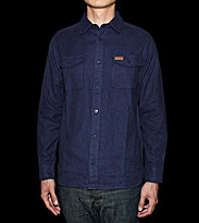 Carhartt Shirt Phonic blue heather garment washed