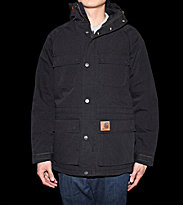 Carhartt Winterjacket Mosley black