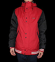 Zimtstern Snowjacket Batter red pepper/black