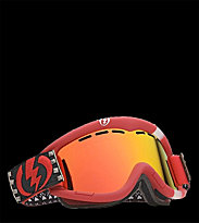 Electric Goggle EG 1 red matt cheryl maas/bronze red chrom
