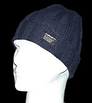 Carhartt Beanie Military blue navy