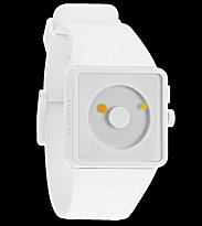 Nixon Watch The Newton white all white/lum