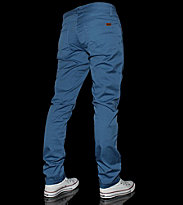 Carhartt Pant Riot Wichita blue fjord mill washed