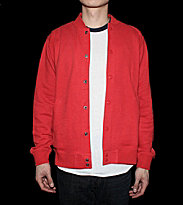 Carhartt College Jacket Holbrook red heather