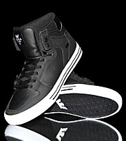 Supra Shoes Vaider black/white