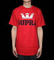 Supra T-Shirt Above red