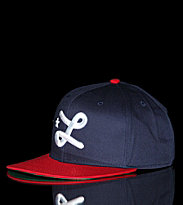 LRG Snap Cap CC Seven blue navy/red