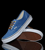 Vans Shoes Authentic blue skydiv washed