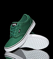 Vans Kids Shoes Atwood green verden