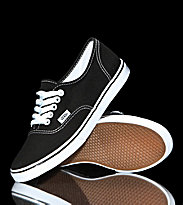Vans W Shoes Authentic LO PRO black/true white