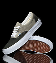 Vans Shoes Era green deep forest/alu