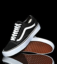 Vans Shoes Old Skool black/white