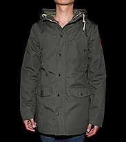 Revolution Jacket Leif green army