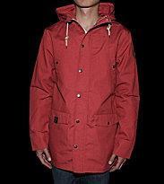Revolution Jacket Leif red