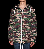 Revolution Jacket Blair green camou