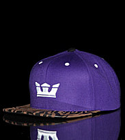 Supra Snap Cap Icon Starter purple