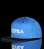 Supra Snap Cap Mark Starter blue royal