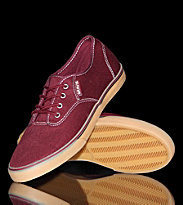 Gravis Shoes Slymz red port