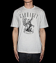 Carhartt T-Shirt Dragon grey light heather