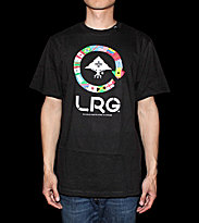 LRG T-Shirt More You Travel black