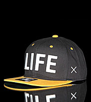 Wemoto Snap Cap Life black/yellow