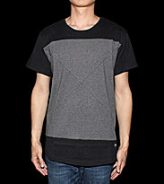 Ucon T-Shirt Tim grey/black