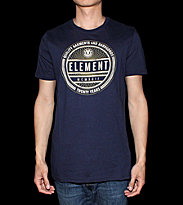 Element T-shirt Seal blue eclipse