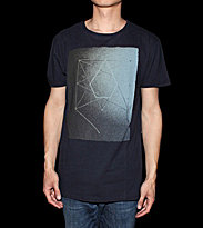 Volcom T-Shirt Unstonly blue dark navy