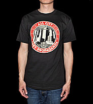 Obey T-Shirt Spraytropolis black
