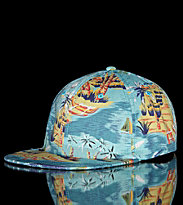 Obey Snap Cap Baltimore blue island