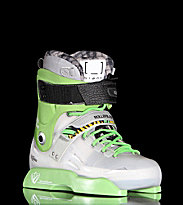 Rollerblade Solo Limited I boot only clear/green