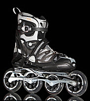 Rollerblade Crossfire 100 black/grey