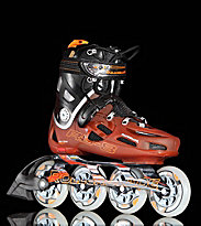 Rollerblade RB 8 orange/black