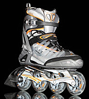 Rollerblade Crossfire 90 XR grey/orange