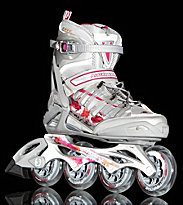 Rollerblade Activa XR grey/white/red