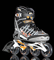 Rollerblade Crossfire 90 grey/orange
