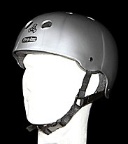 Pro-Tec Helmet Triple Eight grey