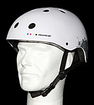 Powerslide Helmet Skyline white