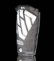 USD Protection Shinguards black