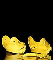 Remz Cuffs & Backslideplates yellow