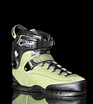 USD Carbon II Green Boot Only green/black
