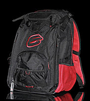 Elyts Scooter Backpack black/red