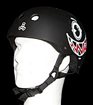 Triple 8 Helmet Maloof Special Edition black