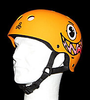 Triple 8 Helmet Maloof Special Edition orange