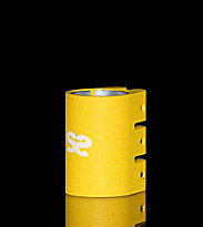 Scorpo Clamp 60mm Triple Oversize yellow