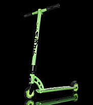 Madd Gear Scooter Pro VX3 green